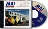 Interactive CD for Acosta Sales